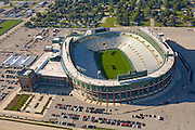 Lambeau Field in Green Bay, Wisconsin September, 2008. (Photo / Mike Roemer Photography)