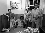 Ian Dury and the Blockheads - Ian Dury and Chas Jankell with Sly and Robbie and Prince Miller - Nassua 1981