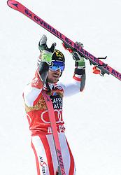 18.03.2017, Aspen, USA, FIS Weltcup Ski Alpin, Finale 2017, Riesenslalom, Herren, im Bild Marcel Hirscher (AUT, 1. Platz und Riesenslalom-Weltcupsieger) // race winner and Giantslalom World Cup winner Marcel Hirscher of Austria during the men's Giantslalom of 2017 FIS ski alpine world cup finals. Aspen, United Staates on 2017/03/18. EXPA Pictures © 2017, PhotoCredit: EXPA/ Erich Spiess
