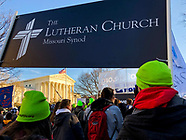 2018 March for Life in Washington, D.C.