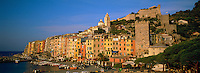 Portovenere - Unesco world heritage - Liguria province  - Italy