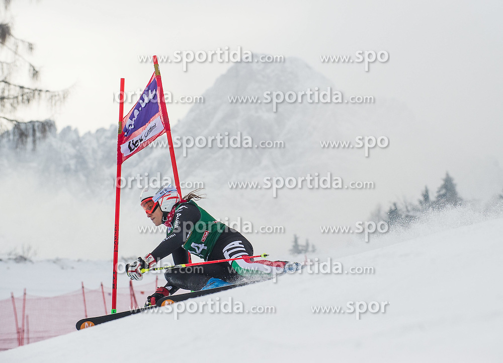 28.12.2013, Hochstein, Lienz, AUT, FIS Weltcup Ski Alpin, Lienz, Riesentorlauf, Damen, 1. Durchgang, im Bild Federica Brignone (ITA) // during the 1st run of ladies giant slalom Lienz FIS Ski Alpine World Cup at Hochstein in Lienz, Austria on 2013-12-28, EXPA Pictures © 2013 PhotoCredit: EXPA/ Michael Gruber