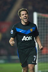 110129 Southampton v Man Utd