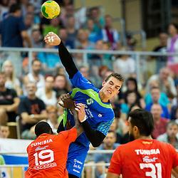 20160717: SLO, Handball - Friendly match, Slovenia vs Tunisia