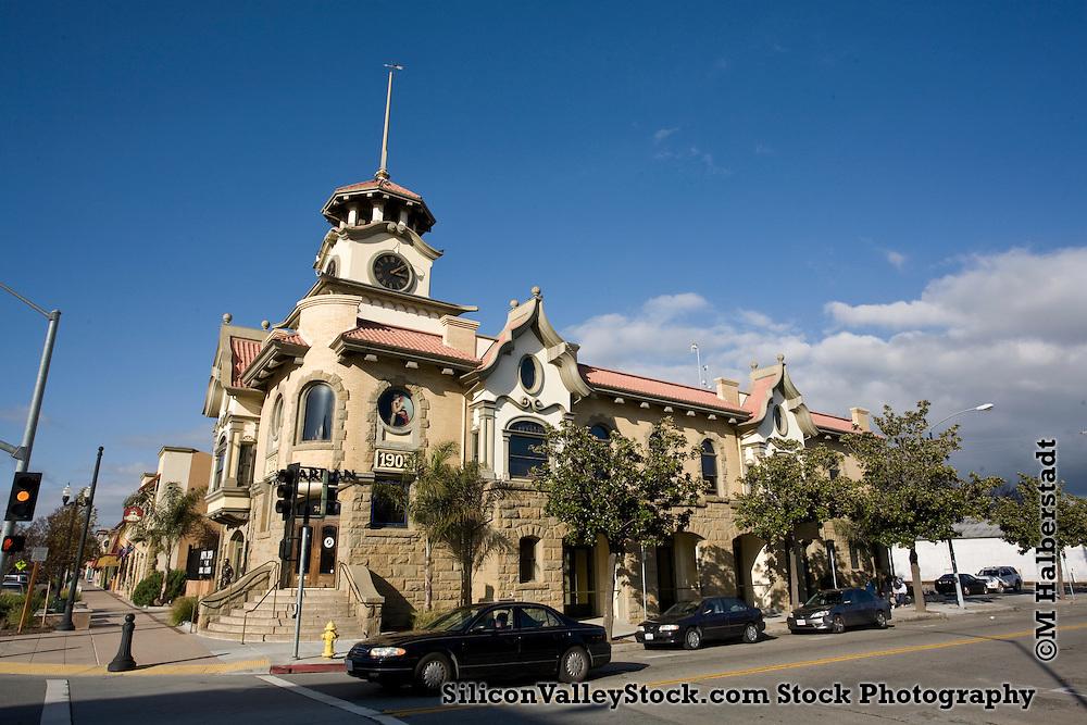 Old City Hall, Gilroy, CA