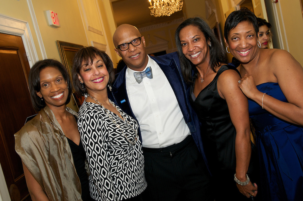 Dr. Keith Harris and Family 1st Family 2nd Inaugural Celebration