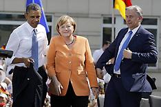 JUNE 19 2013 Barack Obama - Berlin