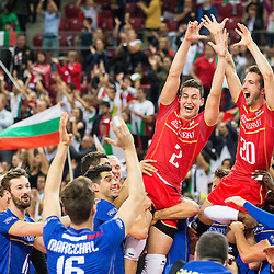 20151017: BUL, Volleyball - 2015 CEV Volleyball European Championship Men, Bulgaria vs France