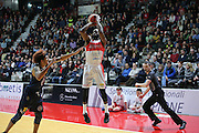 Basket pallacanestro campionato 2016 2017<br /> Pala2a <br /> Varese Openjobmetis vs Manital Torino : 000 DOMINIQUE JOHNSON