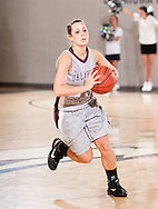 November 1, 2010: The Hillsdale Baptist College Saints play against the Oklahoma Christian University Lady Eagles at the Eagles Nest on the campus of Oklahoma Christian University.