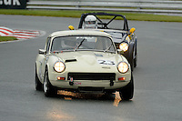 #23 Clive Gimson Triumph Gt6 during the MGCC Thoroughbred Sportscar Championship at Oulton Park, Little Budworth, Cheshire, United Kingdom. September 03 2016. World Copyright Peter Taylor/PSP.
