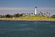 Shoreline Park At Rainbow Harbor In Long Beach