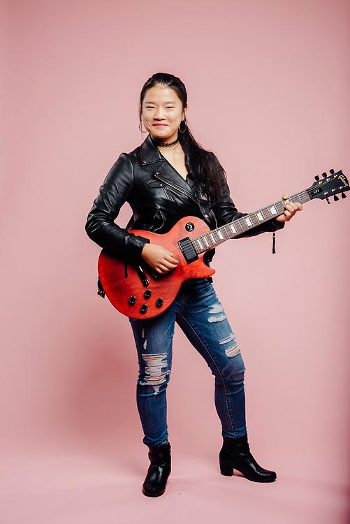 Montavilla Jazz Guitar Studio Students