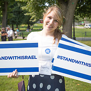 Pro-Israel Rally in Boston - 7/18/14