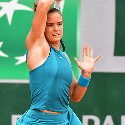 Maria Sakkari of Greece during Day 6 of the French Open 2018 on June 1, 2018 in Paris, France. (Photo by Dave Winter/Icon Sport)