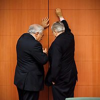 Dominique Strauss-Kahn and Jean-Claude Trichet 20101206