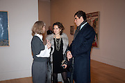 CLAIRE GYLPHE; VICTORIA MAGALHAES; PEDRO MAGALHAES, Picasso and Modern British Art, Tate Gallery. Millbank. 13 February 2012