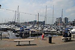 Waterfront, Ipswich docks, Suffolk 2016