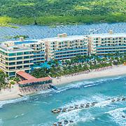 Aerial view of  Generations Riviera Maya. Riviera Maya. Mexico