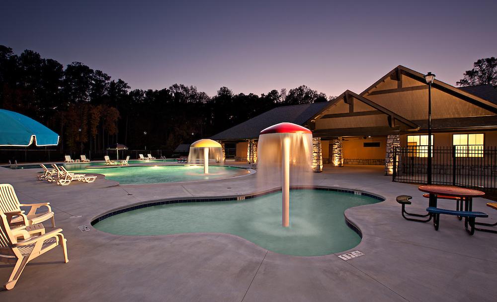 Milam Swim Facility