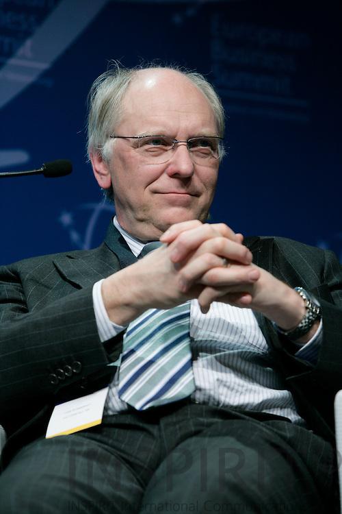 BRUSSELS - BELGIUM - 16 MARCH 2007 -- Lars G. JOSEFSSON, President, CEO, Vattenfall. -- PHOTO: ERIK LUNTANG