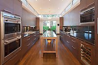 Home luxury kitchen
