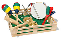 toy percussion set