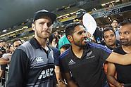 T20 Tri Series - New Zealand v Australia - 16 February 2018