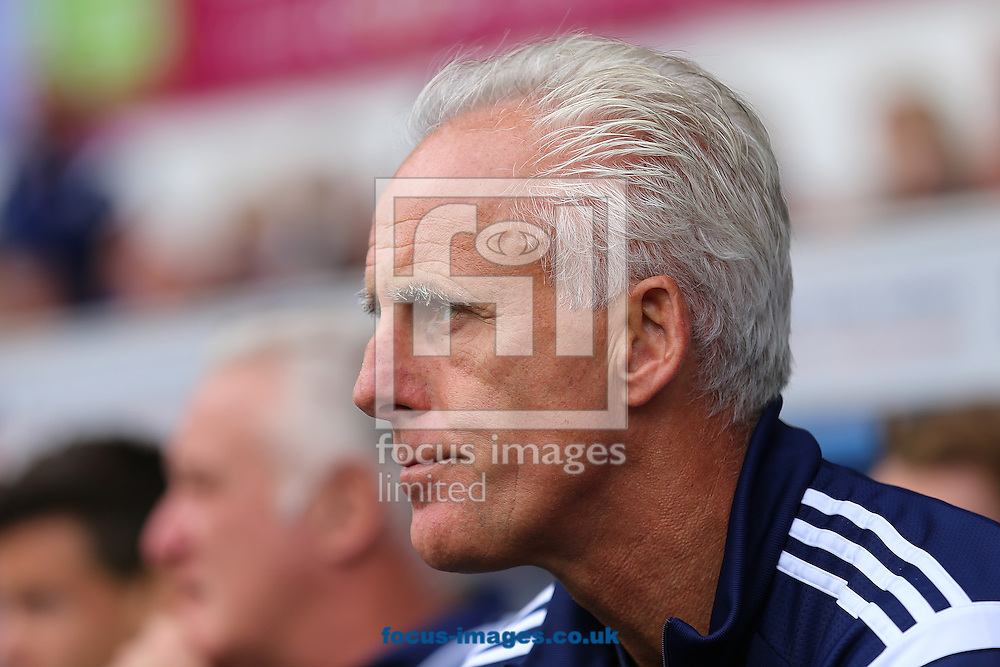 Manager of Ipswich Town, Mick McCarthy during the Sky Bet Championship match at Portman Road, Ipswich<br /> Picture by Richard Calver/Focus Images Ltd +447792 981244<br /> 27/09/2014