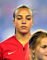 International Women's Friendly Matchs 2019 / <br /> SheBelieves Cup Tournament 2019 - <br /> United States vs Brazil 1-0 ( Raymond James Stadium - Tampa-FL,Usa ) - <br /> Mallory Pugh of United States