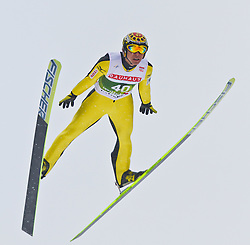 02.01.2011, Bergisel, Innsbruck, AUT, Vierschanzentournee, Innsbruck, im Bild Kasai Noriaki (JPN), during the 59th Four Hills Tournament in Innsbruck, EXPA Pictures © 2011, PhotoCredit: EXPA/ P. Rinderer