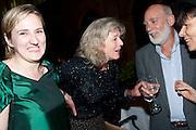 SUSIE BOYT; DEBORAH MOGGACH, Fay Weldon, book launch for  Chalcot Crescent.<br /> The Arts Club, 40 Dover Street, London W1, 6.30-8.30pm<br /> Fay Weldon