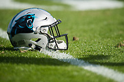 November 25, 2018. Panthers vs Seahawks. Helmet