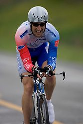 Paul Koehn (MEM) during stage 1 of the Tour of Virginia.  The Tour of Virginia began with a 4.7 mile individual time trial near Natural Bridge, VA on April 24, 2007. Formerly known as the Tour of Shenandoah, the ToV has gained National Race Calendar (NRC) status for the first time in its five year history.