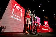 CGIL organization conference