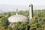 Africa, Ethiopia, Axum The Church of Our Lady Mary of Zion said to houses the Biblical Ark of the Covenant