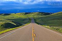 Highway 41 in SE Alberta