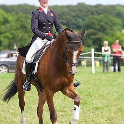 Nicola Wilson and One Two Many<br /> CCI*** Dressage