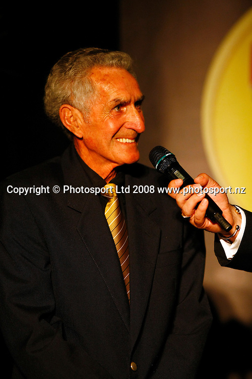 Harbour Sport Excellence Awards, Spencer on Byron Hotel, Takapuna, Friday 21 November 2008. Photo: Simon Watts/PHOTOSPORT