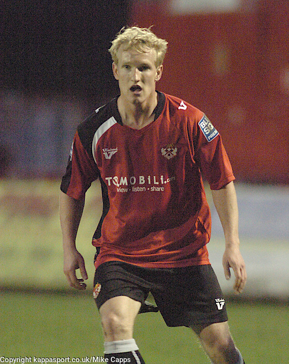 MARCUS KELLY, KETTERING TOIWN, Kettering Town v Crawley Town, Blue Square Premier, (Re Arranged Game from 30/1/10), Tuesday 20th April 2010