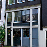 NLD/Amsterdam/20110911 - Oude woning van Wesley Sneijder en Yolanthe Cabau van Kasbergen in Amsterdam