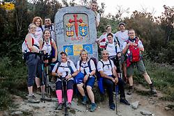 16-06-2017 NED: We hike to change diabetes day 6, Santiago de Compostela <br /> De laatste dag van Herrerias de Valcarce naar Santiago de Compastela. De grens van Novara en Galicia