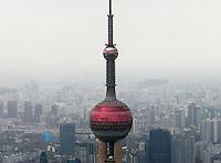 Shanghai, China, 2007.