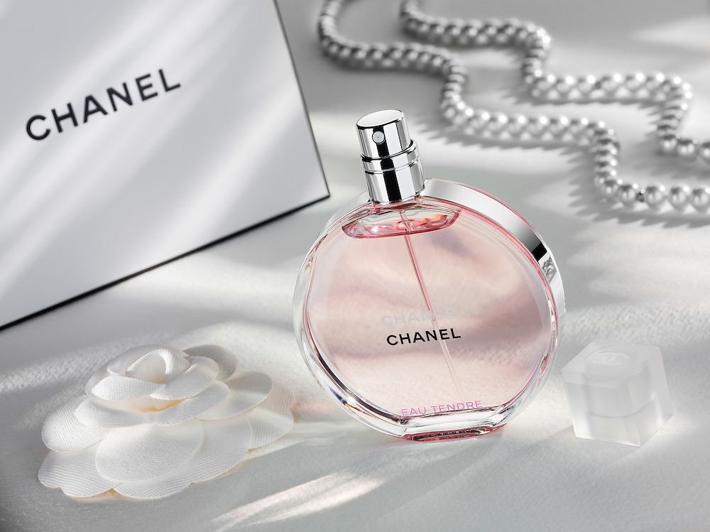 Chanel Chance Perfume, Paris