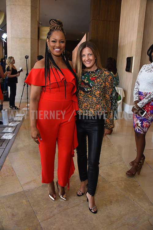 Garcelle Beauvais and Daniella Peters