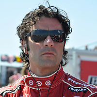 Dario Franchitti at Indycar March 2011, St Petersburg