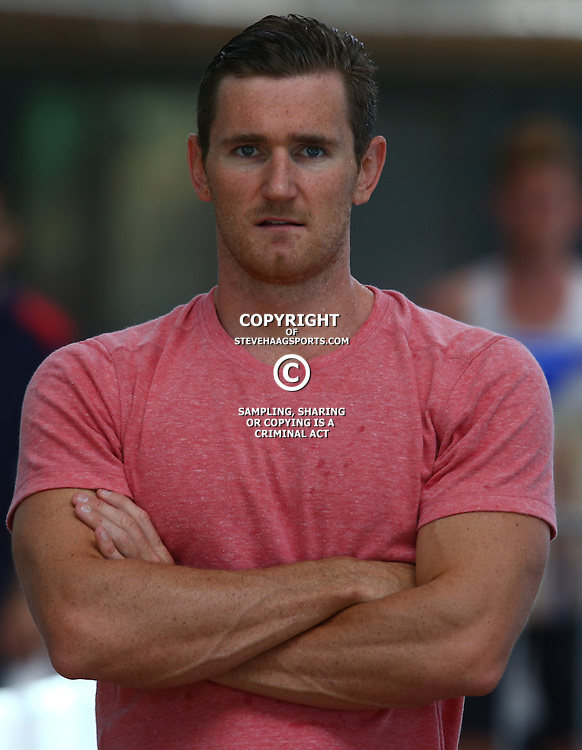 DURBAN, SOUTH AFRICA, February 6 2016 -  Cameron Van Der Burgh during Day 3  the second&nbsp;leg of the 2016 South African Swimming Grand Prix series at the  Kings Park Swimming Pool Durban South Africa. (Photo by Steve Haag)<br /> Images for social media must have consent from Steve Haag