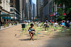 USA NEW YORK JUN10 - Street view of in midtown Manhattan, New York...jre/Photo by Jiri Rezac..© Jiri Rezac 2010