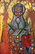 Saint Athanasius of Alexandria (c 293– 373) also called Athanasius the Great, Pope Athanasius I of Alexandria, Christian theologian,  one of the four Great Doctors of the Eastern Orthodox tradition.