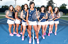 2017 A&T Women's Team Pictures